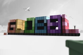 THE BOX, 물류 혁명의 방아쇠 컨테이너