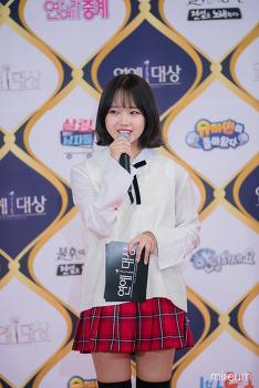 [16.12.24] 연예대상 포토월 MC 유정 소미 (41pic) by 미름