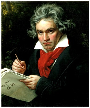 베토벤(Ludwig von Beethoven)  17701217 - 18270326