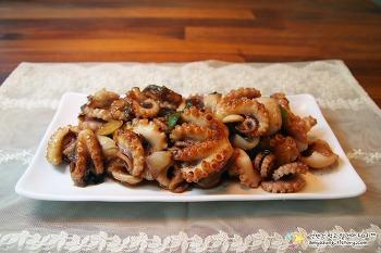 제철이라 완전 꿀맛! '주꾸미(쭈꾸미)요리 5가지'