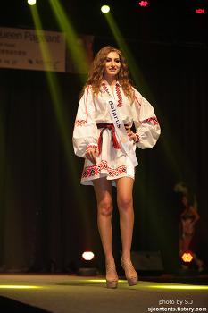 2016 월드뷰티퀸선발대회(World Beauty Queen Pageant) 전통의상쇼