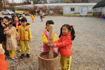 메주, 청국장 만들기 (10월~3월)