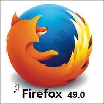 파이어폭스 49.0 [ Mozilla firefox 49 하드웨어 가속없이 쓸수 있게 개선한 업데이트 ]