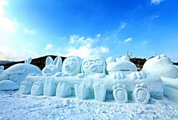 겨울방학 아이들과 가기 좋은 곳! 겨울 대표 축제 소개