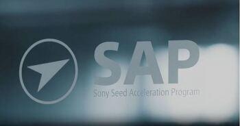 소니의 시드 액셀러레이션 프로그램 (Seed Acceleration Program)을 소개합니다!