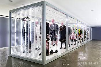 Thom Browne : The Modern Uniform <톰브라운 : 모던 유니폼> 전시
