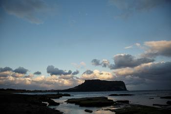 제주도여행 - 흐린날 광치기해변 구경