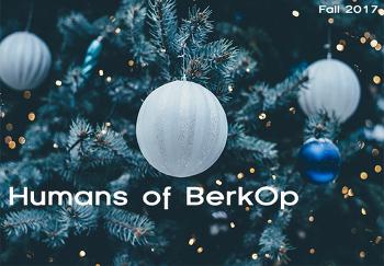 Humans of BerkOp [Media]