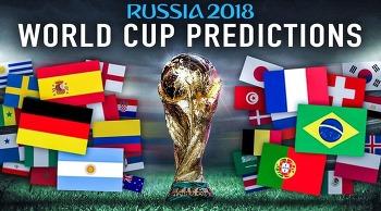 월드컵 우승 확률 2018