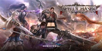 화려한 신규모바일게임 MORPG 스펠체이서 대박 예감!