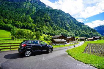 스위스 렌트카 여행, 스위스 제네바 공항에서 허츠 렌트카 대여하기 (허츠 렌트카 사이트 예약하기)