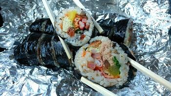 맛있는 녀석들도 반한 제주도 김밥 맛집 '오는정 김밥' 후기