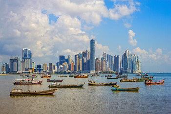 파나마 파나마시티 Panama city 1일 여행 경비 계산 [중남미 배낭 여행 경비]