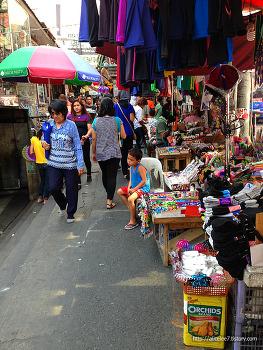 필리핀에서 사기꾼을 만난 사연