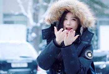 170120 헬로비너스 HELLOVENUS [유영] - 뮤직뱅크 출근길 직찍 6P + 이유영 2018생일선물후기