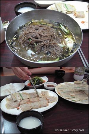 [평여행-봉평(메밀)]메밀의 맛과 향