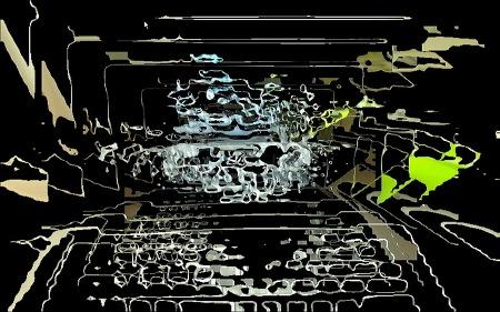 피카소 프로젝트 2_ inverse version _ 2009.SPRING