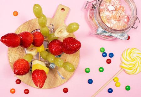 [DIY레시피] 사랑과 정성을 가득 담은 생과일 사탕 만들기