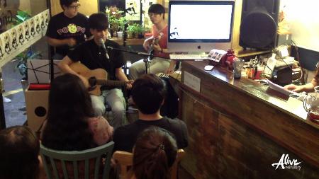 """Alive Ministry Artist 엔터멜로디 -  """" 처음으로 두발 자전거를 탔을때 """" : 얼라이브 미니스트리"""