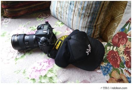 니콘 플래그십 DSLR카메라 D500 가벼운 무게감