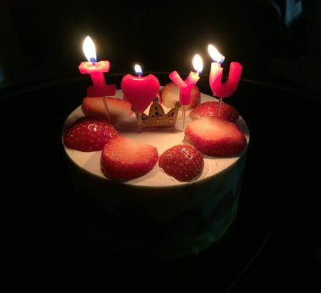 생애 첫 맛있는 생크림 딸기 케익 만들기