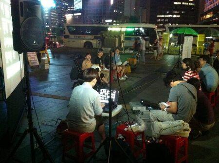 [평등예감]'을'들의 이어말하기 (5) 일터에서 밀어내는 힘 : 김상