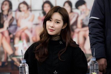 [17.01.24] 라니아(RANIA) BP 라니아(BP RANIA) 김포공항 팬싸인회 이나(샘)