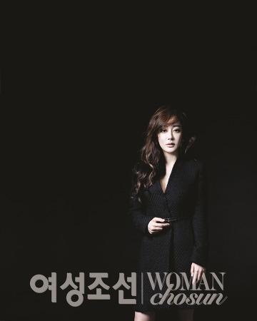 [화보] 김혜은, black&white의 우아한 매력 발산