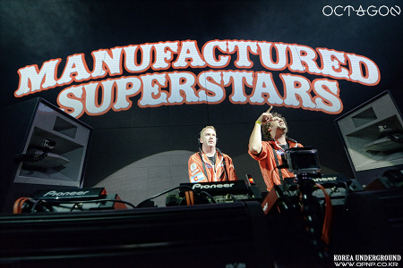 2014. 7. 12. Sat. Manufactured Superstars @ Club OCTAGON