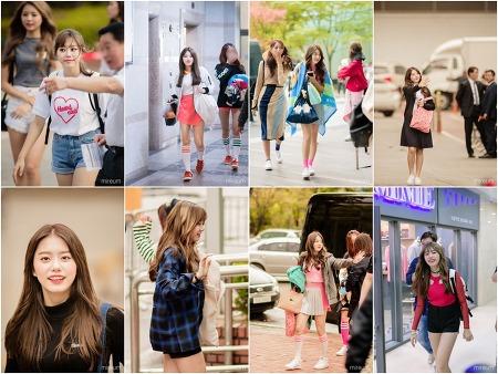 2016년 소혜 출근,퇴근사진 모음 by 미름