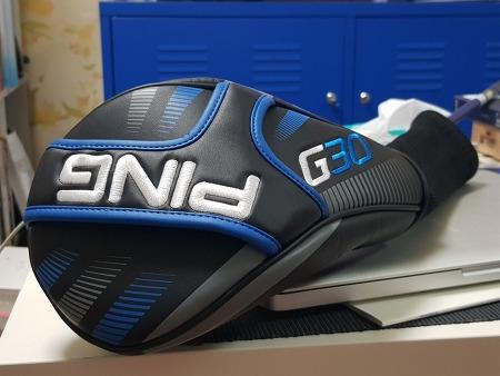 핑(Ping)  G30 드라이버 10.5 SR