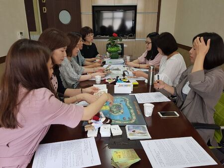 제천교육지원청 전문상담교사 동기강화 상담 연수