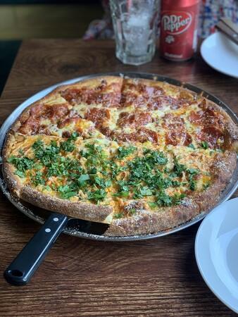 200702 _ 웨스트빌 피자 WestVille Pizza @망원동 (아이폰XS 사진)