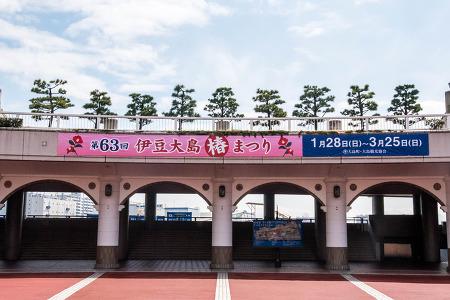 이즈오오시마(伊豆大島)여행