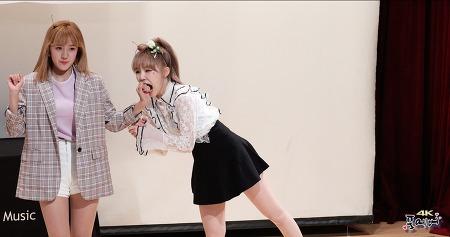 [18.06.17] 버스터즈(BUSTERS) 민지 [중구 청소년수련관 팬사인회] 직캠(fancam) by 포에버