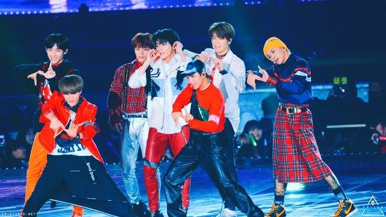 [16.11.27] 슈퍼서울드림콘서트 NCT 127 소방차+멘트+Once Again 직캠 by Chi!er