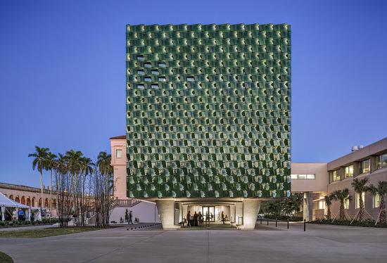 * 미국 내 최대 '박물관-대학' 부지로의 재탄생-[ Machado and Silvetti Associates  ] The Center for Asian Art at the Ringling Museum of Art