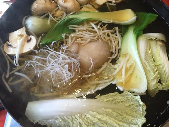 부다페스트 한국 식당 장금이 샤브샤브