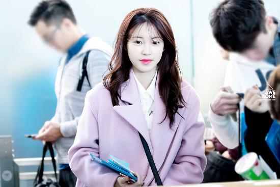 170115 인천공항 출국