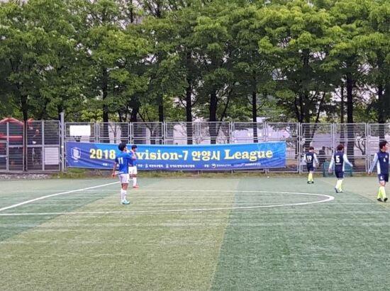 한국의 클로제, 제이미 바디를 꿈꾼다 - 프로와 아마추어의 통합, Division 7-League