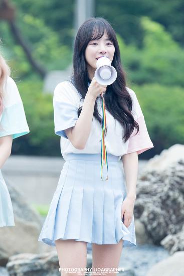 [직찍] 170721 뮤직뱅크 미니 팬미팅 우주소녀 #2