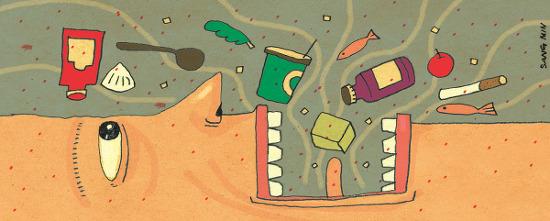 미세플라스틱의 거대한 세계