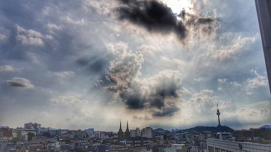 2017.08..11 대구하늘