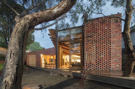 *자연 경관과 어우러진 호주 주택 개조-[ FMD Architects ] Old Be-al House