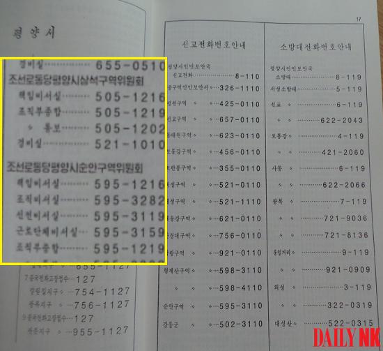 """""""北, '전화번호부' 유출 시도 평양시 주민 6명 총살"""""""