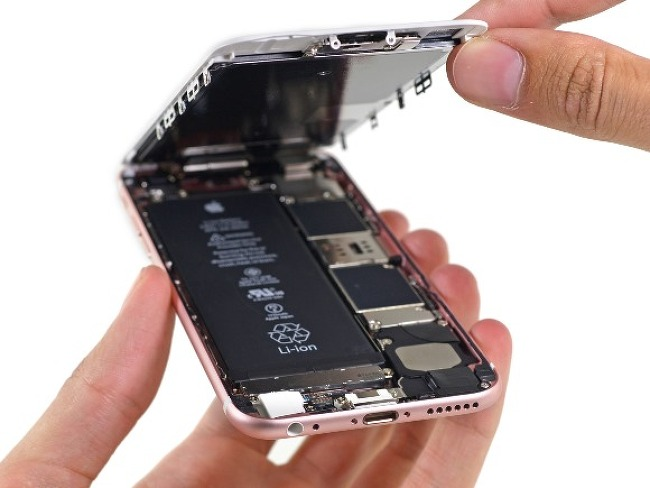아이폰 사설수리업체에서 고쳐도 리퍼가능하다!!