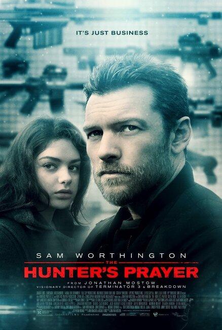 헌터스 프레이어(The Hunter's Prayer)... 조나단 모스토우, 샘 워싱턴, 오데야 러쉬... 평점도 없는 영화 헌터스 프레어