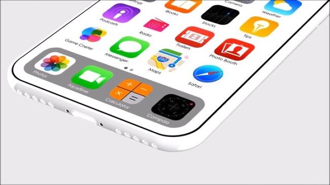 아이폰 에디션 신작 컨셉 공개 - 아이폰8 디자인