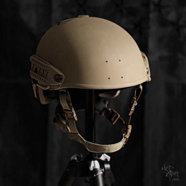 [Helmet] CRYE PRECISION AIRFRAME™ HELMET 4-hole Pre-drill.