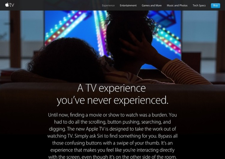 Apple TV 4th Generation(애플 티비 4세대) 간단 사용기